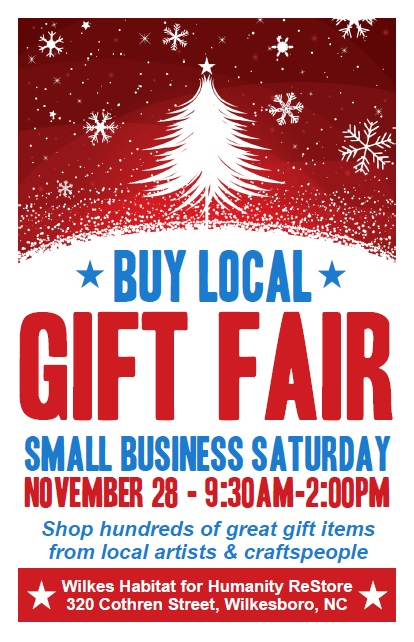 Buy Local Gift Fair Picture